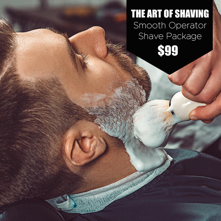 The Art of Shaving Smooth Operator Package