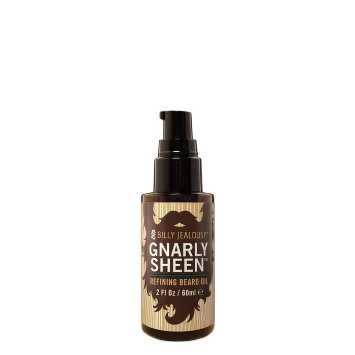 Gnarly Sheen Refining Beard Oil