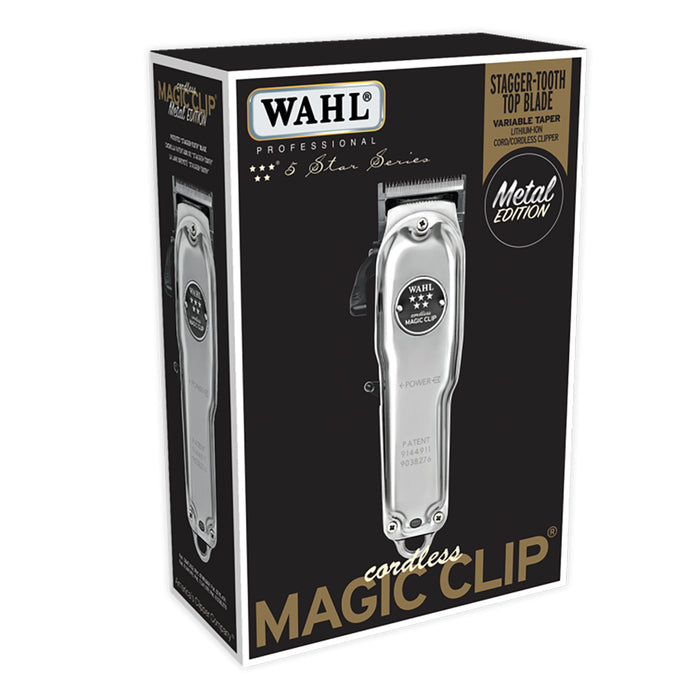 Cordless Magic Clip Metal 100 Year Edition