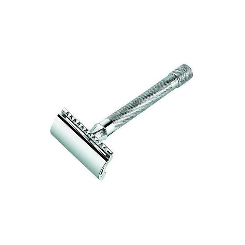 Merkur 23C Double Edge Safety Razor (Long Handle)