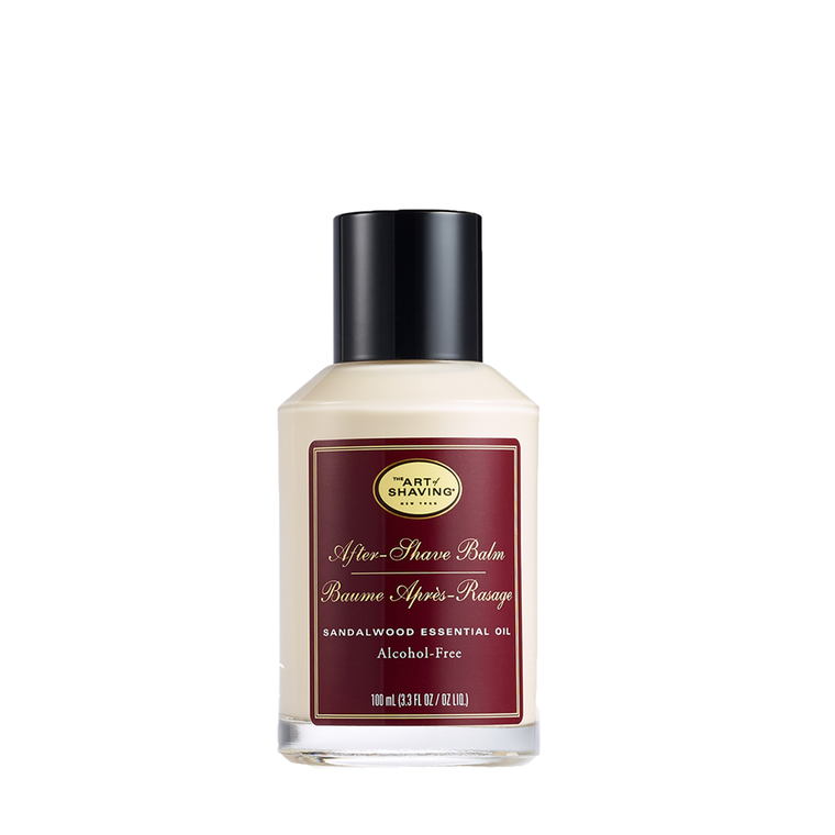 Sandalwood After-Shave Balm