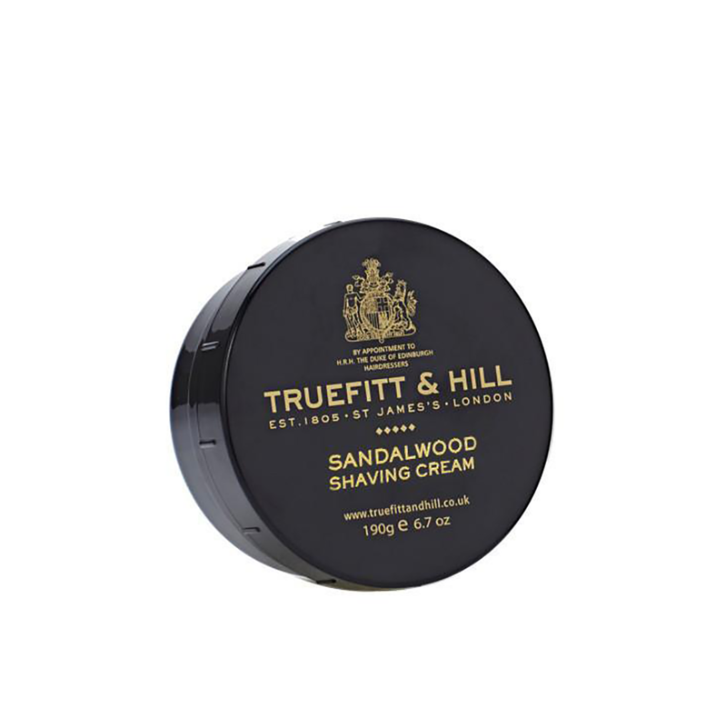 Sandalwood Shaving Cream