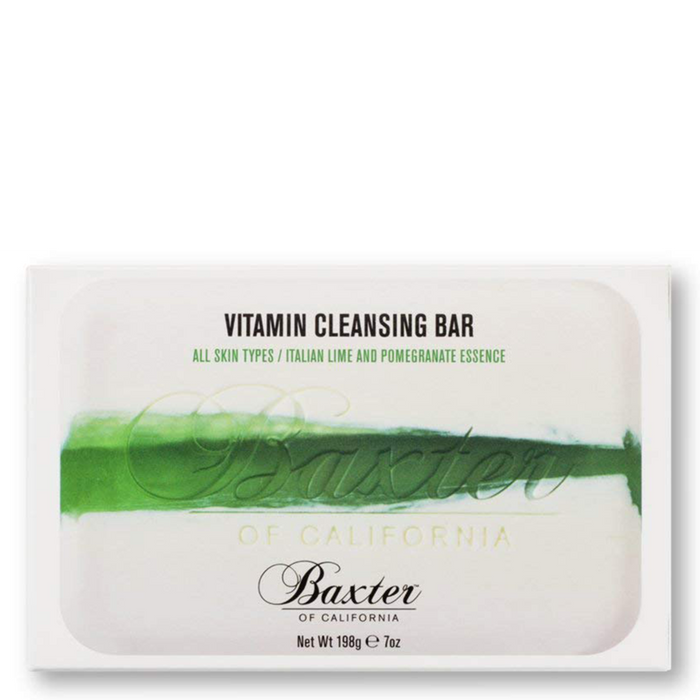Vitamin Cleansing Bar - Italian Lime & Pomegranate
