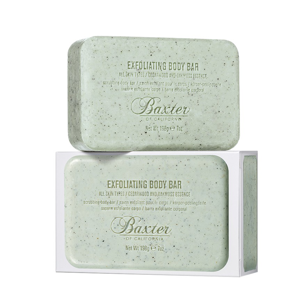 Exfoliating Body Bar