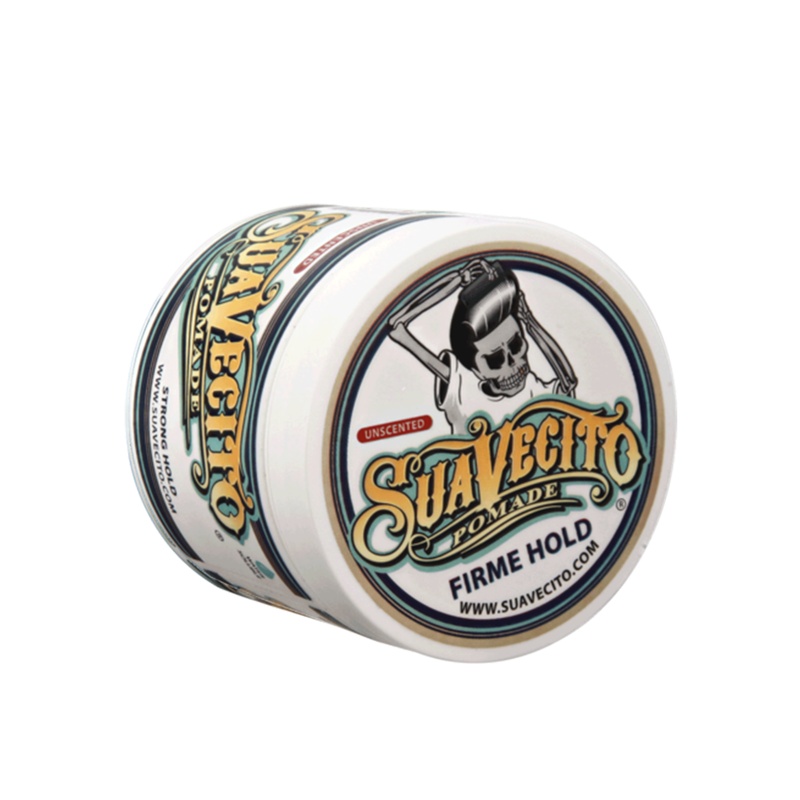 Firme (Strong) Hold Pomade Unscented