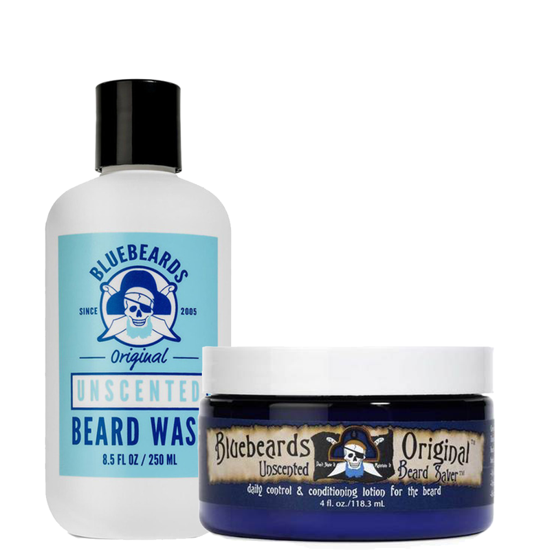 Unscented Beard Duo