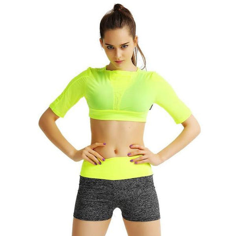 Women's Compression Short Sleeve and Shirts