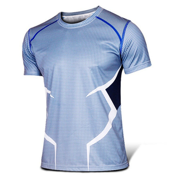 Super Hero Inspired Compression Shirt