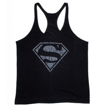 SuperMan Inspired Tank Top
