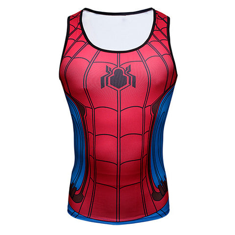 Spider Man Compression Vest