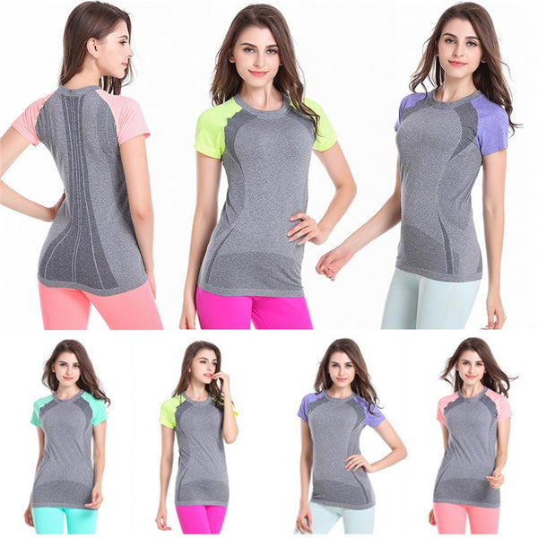 Athletic Quick Dry T-Shirt