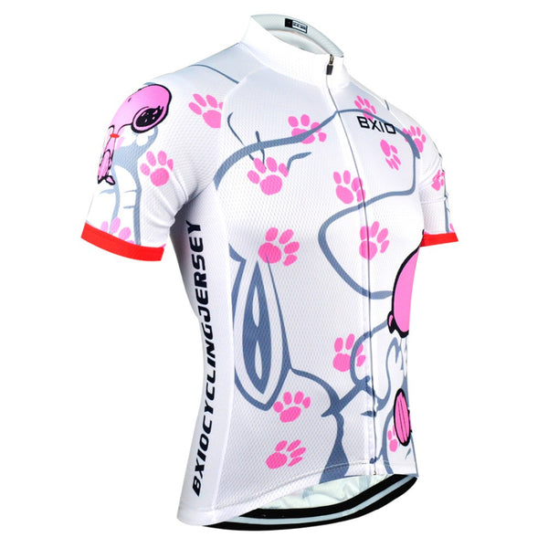 Bike Team Cycling Jersey