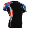 Men's MMA Compression Shirt