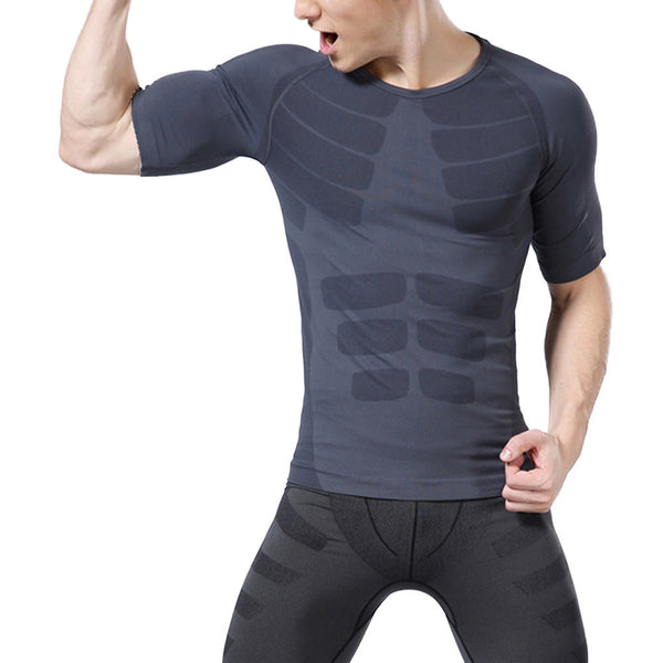 Athletic Compression Men's Shirt