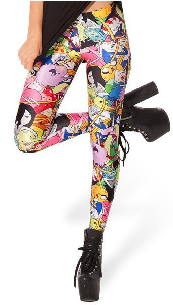 Character Co-loge Adventure Time Leggings