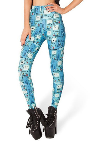 BM inspired Leggings