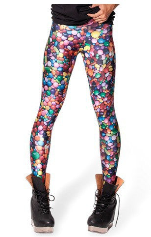 Gum Ball Leggings