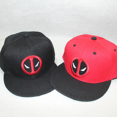 DeadPool Inspired SnapBack