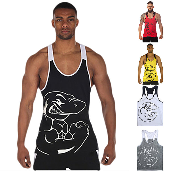 Body Building Shark Tank Top