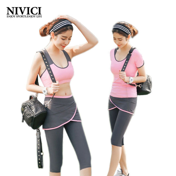 NIVICI Breathable Fitness Set
