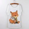 Zootopia Inspired Graphic T'Shirt
