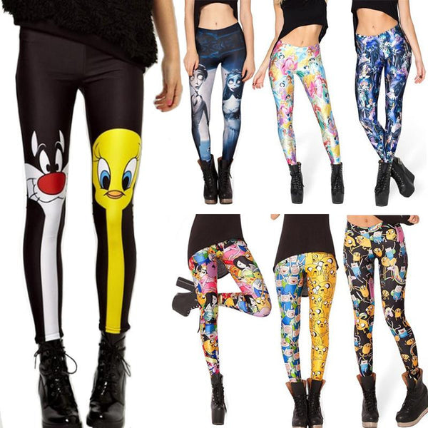 These Leggings will surely Bring Out the KID in You!