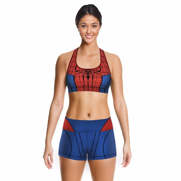 Spider Girl Shorts Only (Set 2-2)