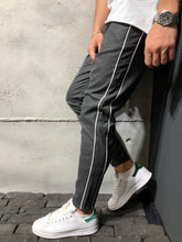 Ankle Pants Front and Side Stripes 3946 - Resident Alien - Resident Alien