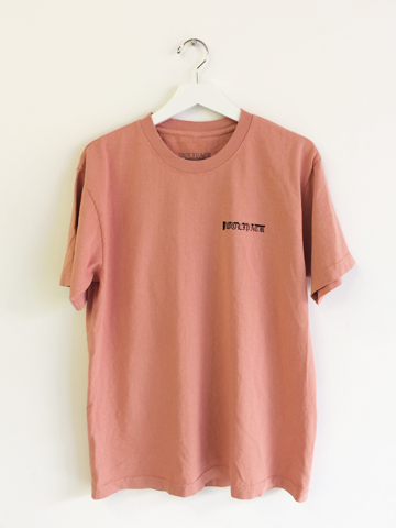 Fragment Tee - Coral