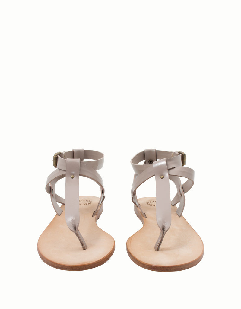 Tosca T-bar Leather Sandals