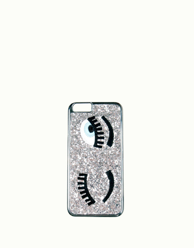 Glitter Flirting Eyes iPhone 6 Case