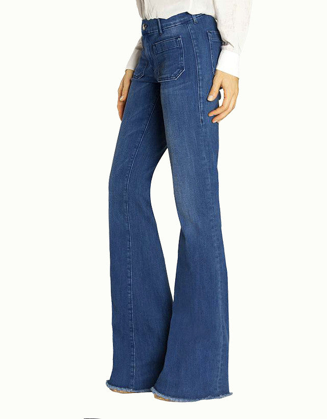 Penelope Cut-off Jeans