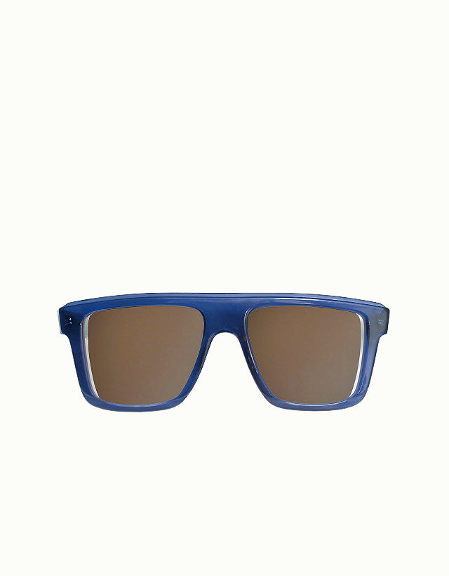 Hannes Transparent Sunglasses