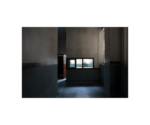 Interiors: Self, Glasgow (24 x 20 inch, open edition print)