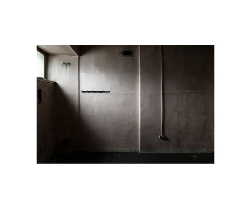 Interiors: Wall, Glasgow (24 x 20 inch, open edition print)