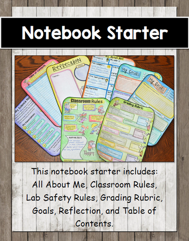 Interactive Notebook Starter