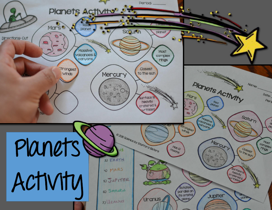 Solar System (Planets) Activity
