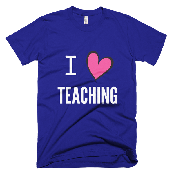 I Heart Teaching Tee