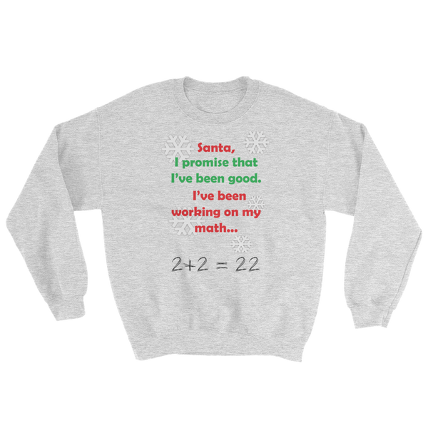 SALE - Ugly Christmas MATH Sweater