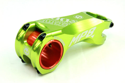 DaBomb MP8 Stem Forged Aluminum - 31.8mm / 35mm Clamp Dia. - Ext. 80mm - Green