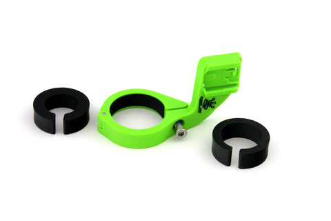 Relic Bicycle Computer Handlebar Mount for Cateye Computer - Green