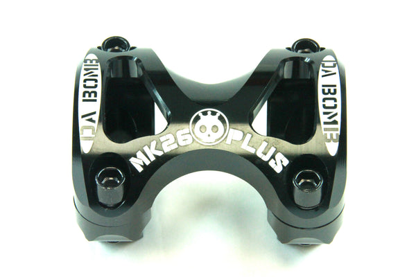 DaBomb MK26 Direct Mount Stem Forged Alu. - 35mm Clamp Dia. - Ext. 25/30mm - Bk