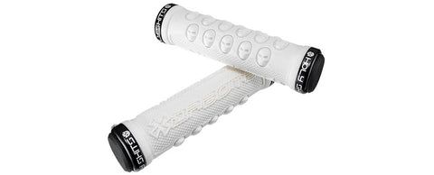 DaBomb HOLY SHIT 2.0 MTB Grips - White