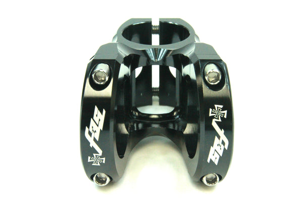 DaBomb F35 Stem Forged Aluminum 35mm Clamp Dia. - Ext. 45mm - Black