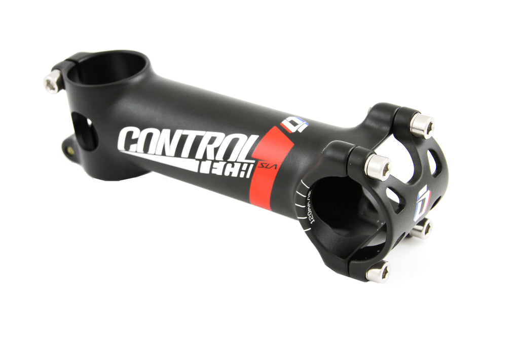 Controltech SLA Stem Forged 7075 Alumium - 31.8mm Clamp Dia. - Ext. 120mm