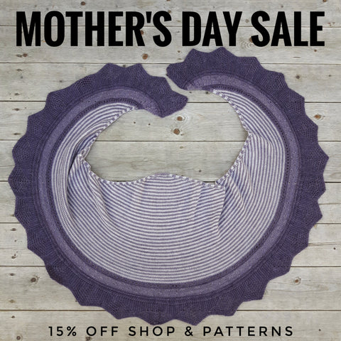 Mother's Day Sale at Wolf & Faun Knits