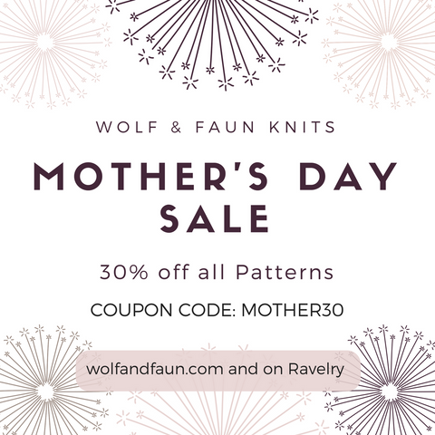 30% off all patterns