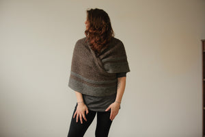 Hedgewitch Shawl Knit Pattern