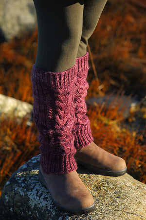 Scorpio Leg Warmers Knit Pattern