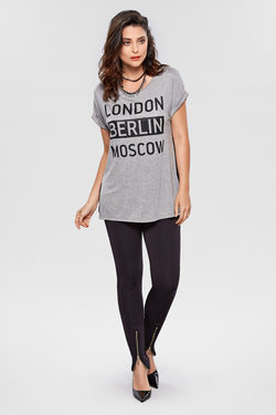 Camiseta Cities - Modisch